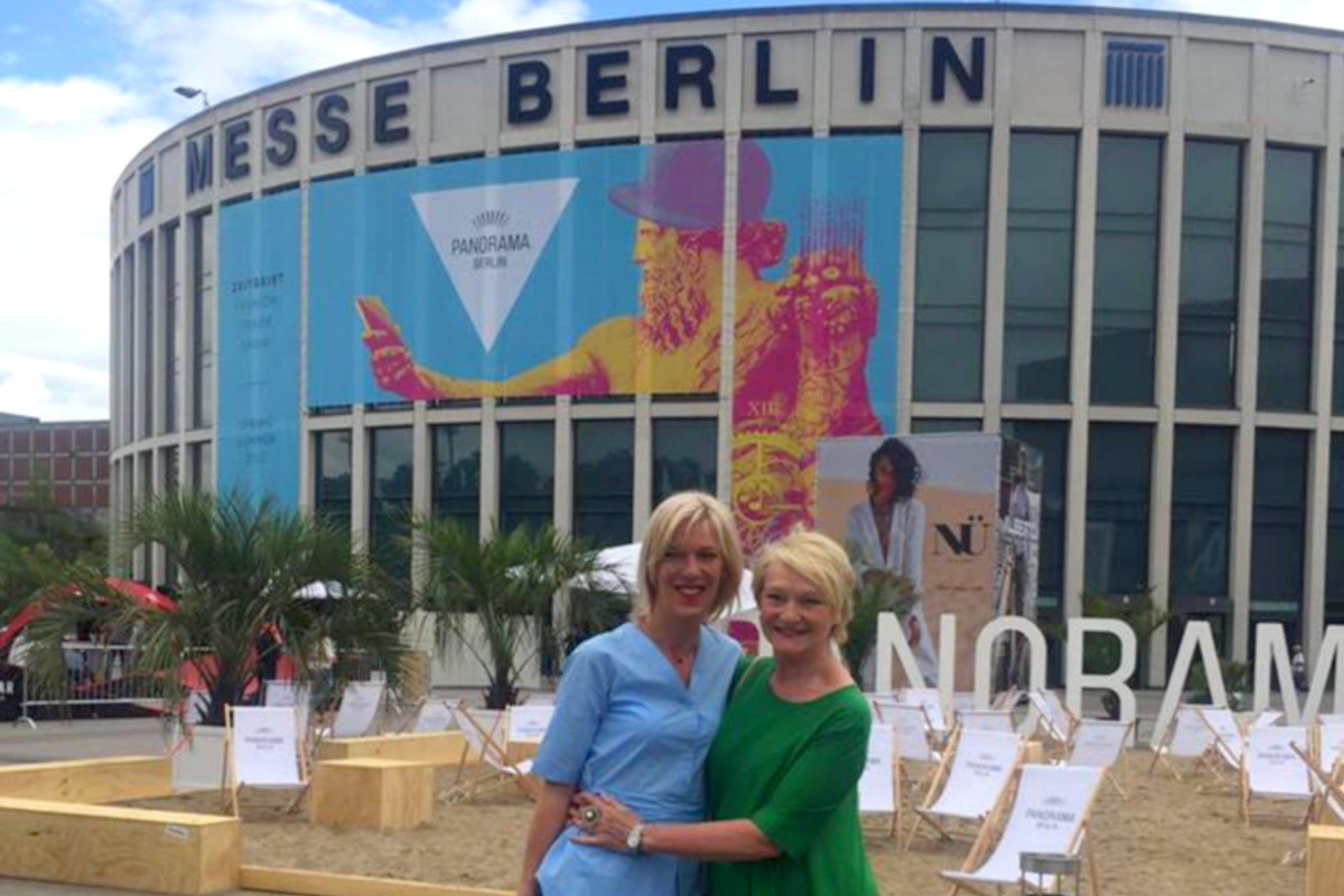 Fashion-Week in Berlin