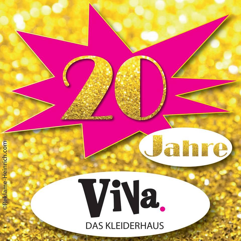 ViVa wird 20 Jahre