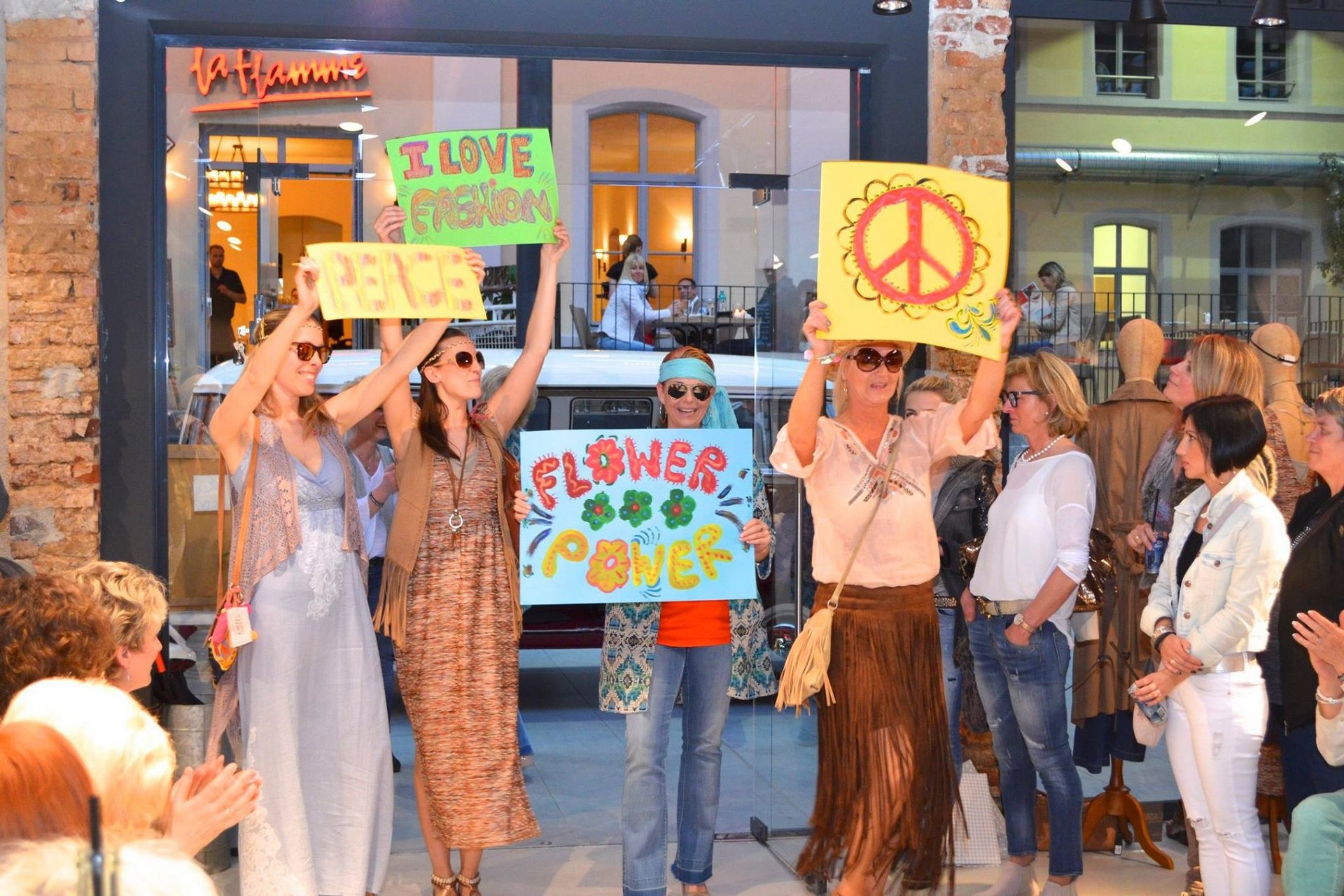Fashion-Shows in Bad Camberg und Limburg